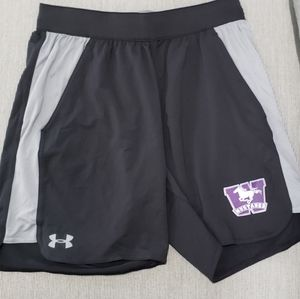 Under Armour Womens Basketball Shorts